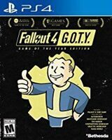 Игра Fallout 4 Game of the Year Edition  (PS4, русская версия)