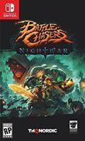 Игра Battle Chasers: Nightwar (Nintendo Switch, русская версия)