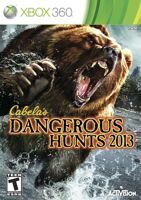 Игра Cabela's Dangerous Hunts 2013 (XBOX 360)