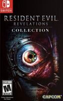 Игра Resident Evil Revelations - Collection (Nintendo Switch, русская версия)