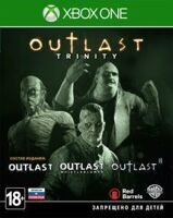 Игра Outlast Trinity (XBOX One, русская версия)