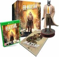 Игра Blacksad: Under The Skin Collectors Edition (XBOX One, русская версия)