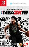 Игра NBA 2K19 (Nintendo Switch)