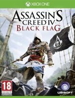 Игра Assassin's Creed IV: Чёрный флаг (Xbox One, русская версия)