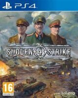 Игра Sudden Strike 4 (PS4, русская версия)