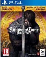 Игра Kingdom Come Deliverance Royal Edition (PS4, русская версия)