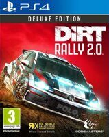 Игра Dirt Rally 2.0 Deluxe Edition (PS4, русская версия)