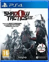 Игра Shadow Tactics: Blades of the Shogun (PS4, русская версия)