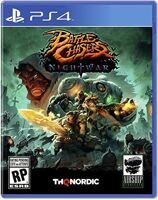 Игра Battle Chasers: Nightwar (PS4, русская версия)