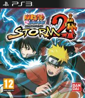 Игра Naruto Shippuden: Ultimate Ninja Storm 2 (PS3)
