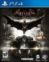 Игра Batman: Arkham Knight (Рыцарь Аркхема) (PS4, русская версия)