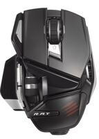 Беспроводная мышь Mad Catz Office R.A.T Wireless Mouse (Gloss Black) (PC)
