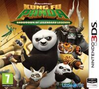 Игра Kung Fu Panda: Showdown of Legendary Legends (3DS)