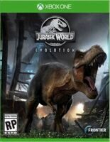Игра Jurassic World Evolution (XBOX One, русская версия)