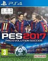 Игра Pro Evolution Soccer 2017 (PES 17) (PS4, русская версия)
