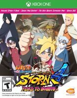 Игра Naruto Shippuden Ultimate Ninja Storm 4: Road to Boruto (XBOX One, русская версия)