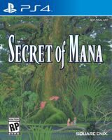 Игра Secret of Mana (PS4)