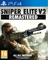 Игра Sniper Elite V2 Remastered (PS4, русская версия)