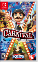 Игра Carnival Games (Nintendo Switch)