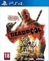 Игра Deadpool (PS4)