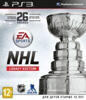 Игра NHL 16 Legacy Edition (PS3, русская версия)