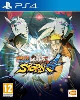 Игра Naruto Shippuden: Ultimate Ninja Storm 4 (PS4, русская версия)