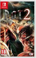 Игра A.O.T. (Attack on Titan) 2  (Nintendo Switch)