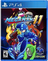 Игра Mega Man 11 (PS4)