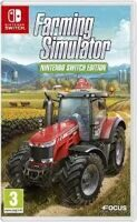 Игра Farming Simulator (Nintendo Switch)
