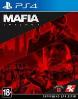 Игра Mafia Trilogy (PS4, русская версия)