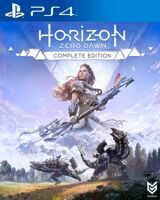 Игра Horizon: Zero Dawn Complete Edition (PS4, русская версия)