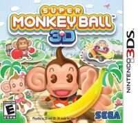 Игра Super Monkey Ball (3DS)