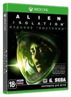 Игра Alien: Isolation (XBOX One, русская версия)