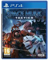 Игра Space Hulk Tactics  (PS4, русская версия)