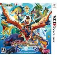 Игра Monster Hunter Stories (3DS)