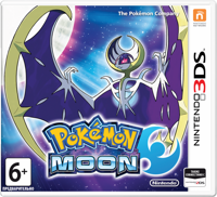 Игра Pokemon Moon (3DS)