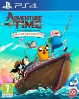 Игра Adventure Time: Pirates of the Enchiridion (PS4)