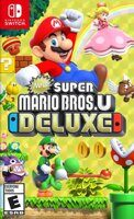 Игра New Super Mario Bros. U Deluxe (Nintendo Switch)