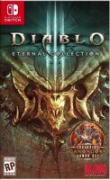 Игра Diablo III: Eternal Collection (Nintendo Switch, русская версия)