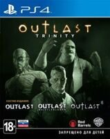 Игра Outlast Trinity (PS4, русская версия)