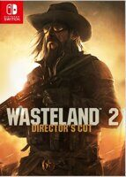 Игра Wasteland 2: Director's Cut (Nintendo Switch)