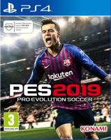 Игра Pro Evolution Soccer 2019 (PES 19) (PS4, русская версия)