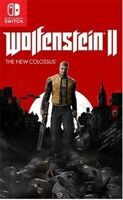 Игра Wolfenstein II: The New Colossus (Nintendo Switch)