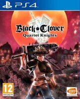 Игра Black Clover: Quartet Knights (PS4)