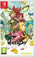 Игра Wonder Boy: The Dragon Trap (Nintendo Switch)