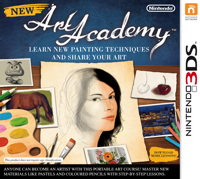 Игра New Art Academy (3DS)