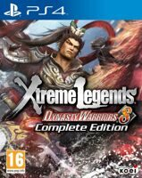 Игра Dynasty Warriors 8 Xtreme Legends (PS4)