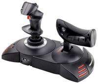 Джойстик Thrustmaster T-Flight Hotas X + рычаг (PS3/PC)