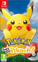 Игра Pokmon: Let's Go, Pikachu! (Nintendo Switch)