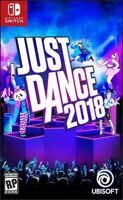Игра Just Dance 2018 (Nintendo Switch)